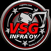 VSG Infra Oy on vahva Infra- ja maanrakentaja Uudenmaan alueella